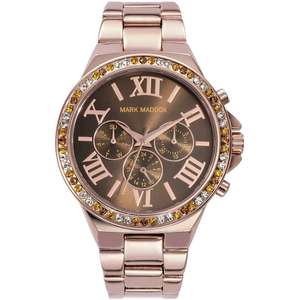 Ceas Mark Maddox PINK GOLD MM0013-43