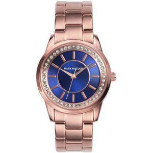 Ceas Mark Maddox PINK GOLD MM0007-37