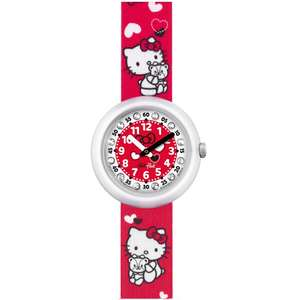 Ceas Flik Flak HELLO KITTY ZFLNP014-STD 40TH Anniversary