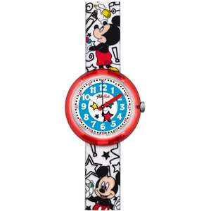 Ceas Flik Flak HOT MODELS ZFLNP009 Disney's Mickey Mouse