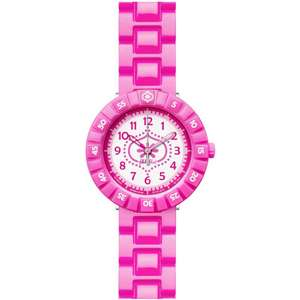 Ceas Flik Flak HOT MODELS ZFCSP012 Pink Summer Breeze