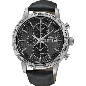 Ceas Seiko SPORTS SPL049P2 World-Timer