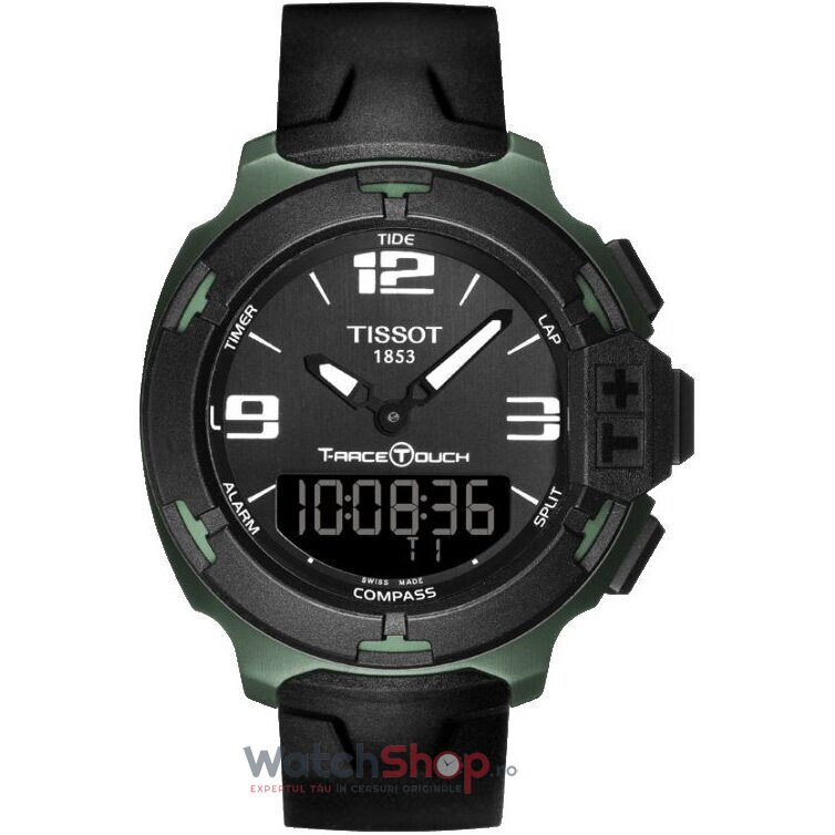 Ceas Tissot TOUCH COLLECTION T081.420.97.057.01 T-Race Touch