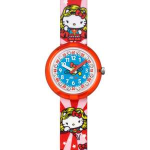 Ceas Flik Flak HELLO KITTY ZFLNP017 Supergirl