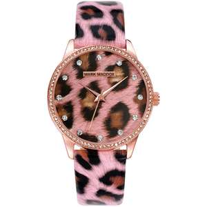 Ceas Mark Maddox ANIMAL PRINT MC0012-77