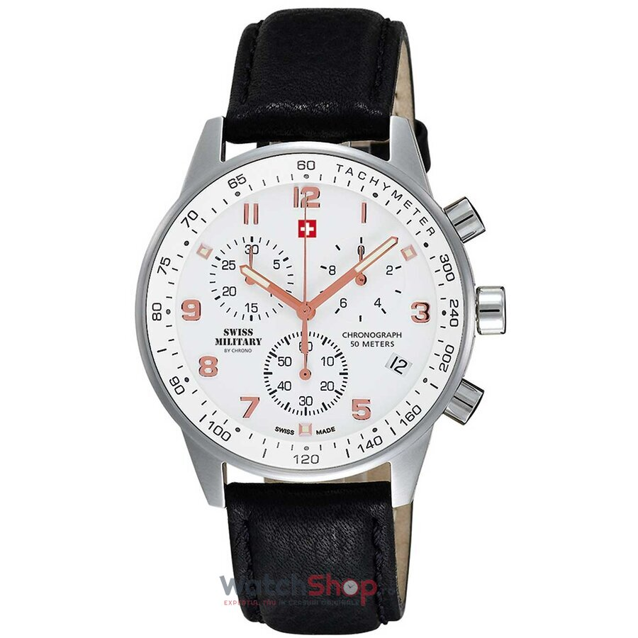 Ceas Swiss Military by CHRONO SM34012.11 Cronograf