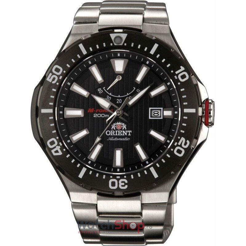 Ceas Orient M-FORCE EL07002B Diving Sports Automatic