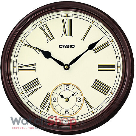 Ceas De Perete Casio Wake Up Timer Iq-65-5df