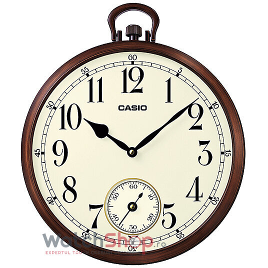 Ceas de perete Casio WAKE UP TIMER IQ-66-5DF
