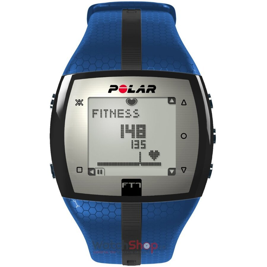 Ceas Polar FITNESS FT7F 90054893 Blue/Black