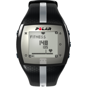Ceas Polar FITNESS FT7F 90054890 Black/Silver