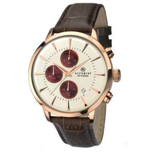 Ceas Accurist LONDON 7034 Cronograf