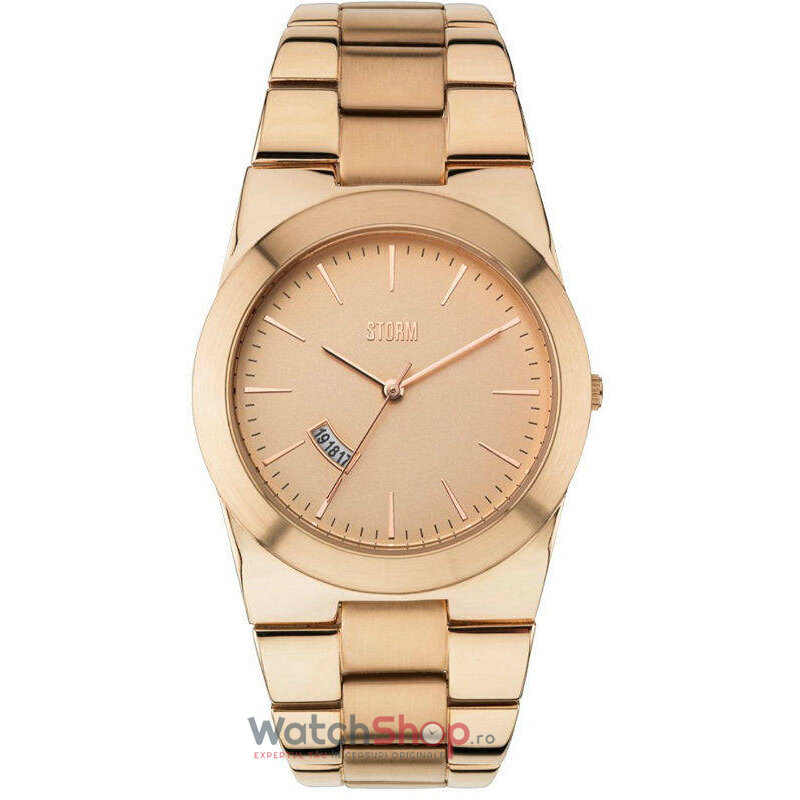 Ceas Storm TUSCANY ROSE GOLD