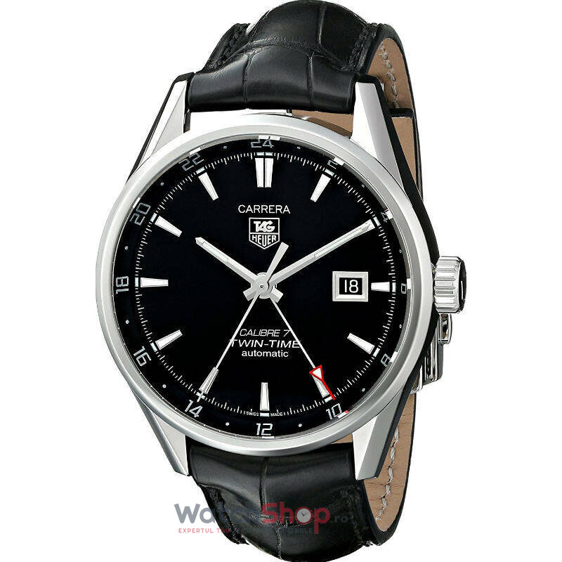 Ceas TAG Heuer CARRERA WAR2010.FC6266 TWIN TIME