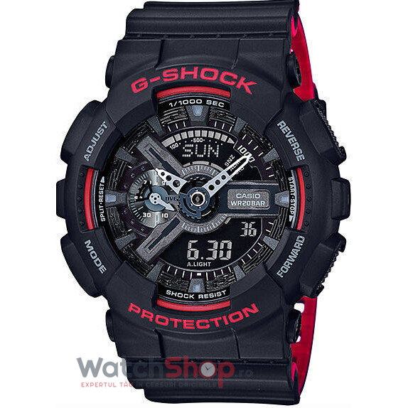 Ceas Casio G-SHOCK GA-110HR-1AER Antimagnetic Hyper Colours