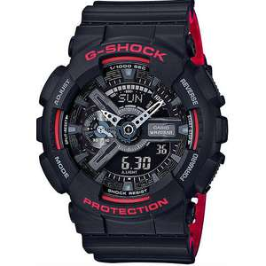 Ceas Casio G-SHOCK GA-110HR-1AER Antimagnetic Hyper Colors