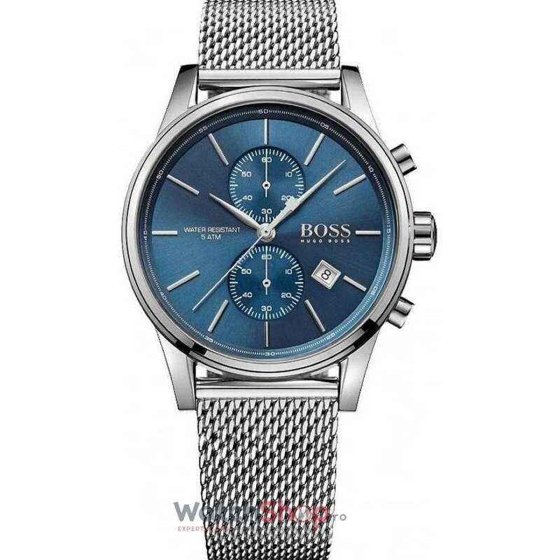 Ceas Hugo Boss SPORTS 1513441 Jet Chronograph Mesh de la Hugo Boss