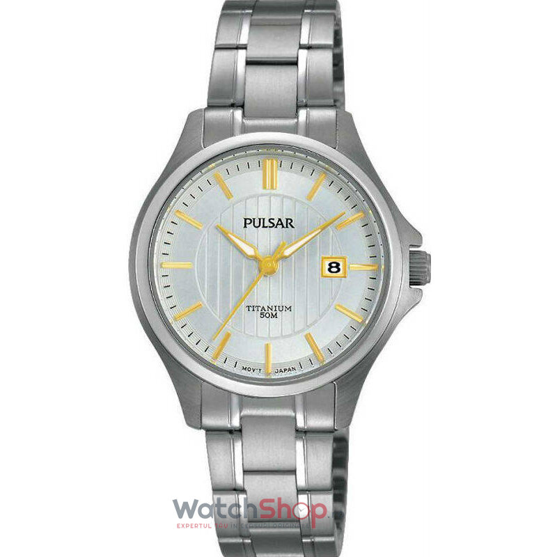 Ceas Pulsar DRESS PH7435X1 Titanium