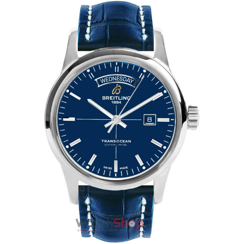 Ceas Breitling TRANSOCEAN DAY & DATE A453109T/C921/731P
