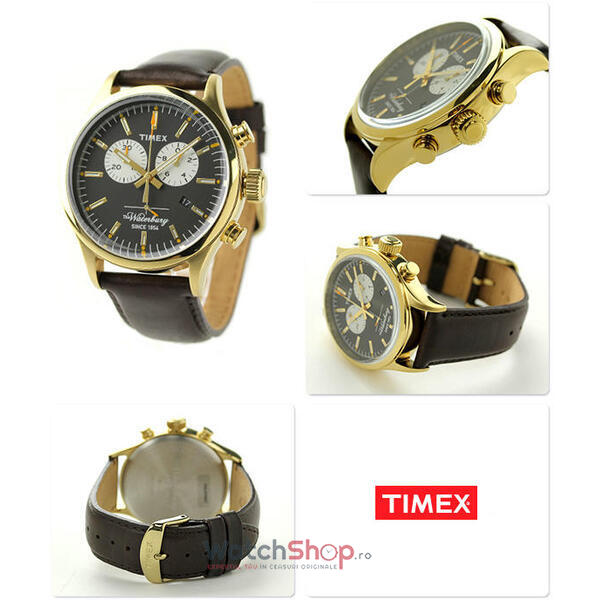 Ceas Timex THE WATERBURY TW2P75300 Cronograf