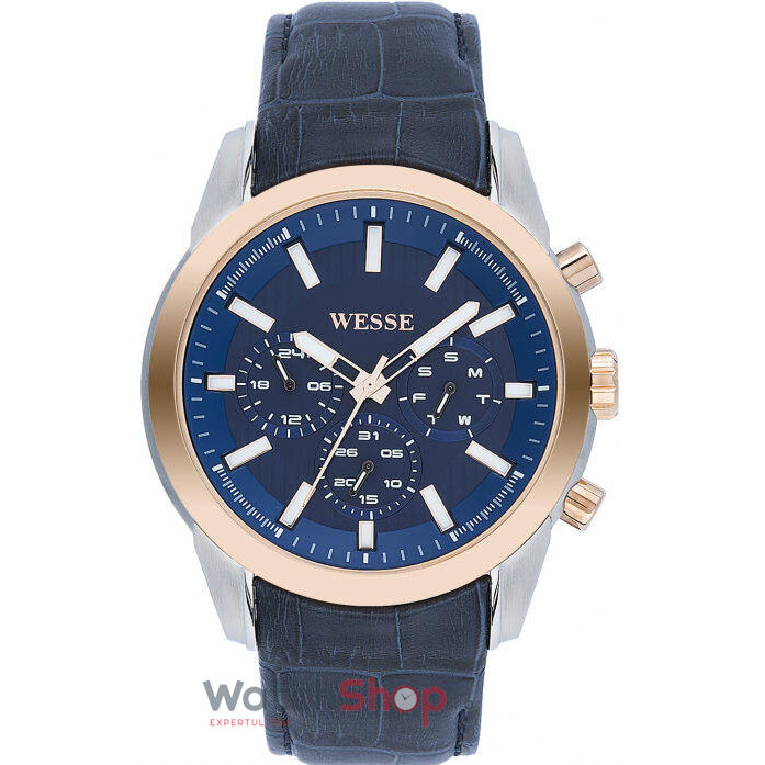 Ceas WESSE COLLECTOR WWG400703L title=Ceas WESSE COLLECTOR WWG400703L