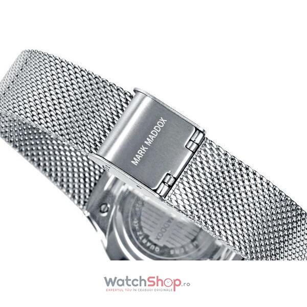 Ceas Mark Maddox TRENDY MM0020-17 Silver