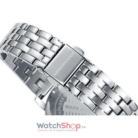 Ceas Mark Maddox TRENDY SILVER MM7014-37
