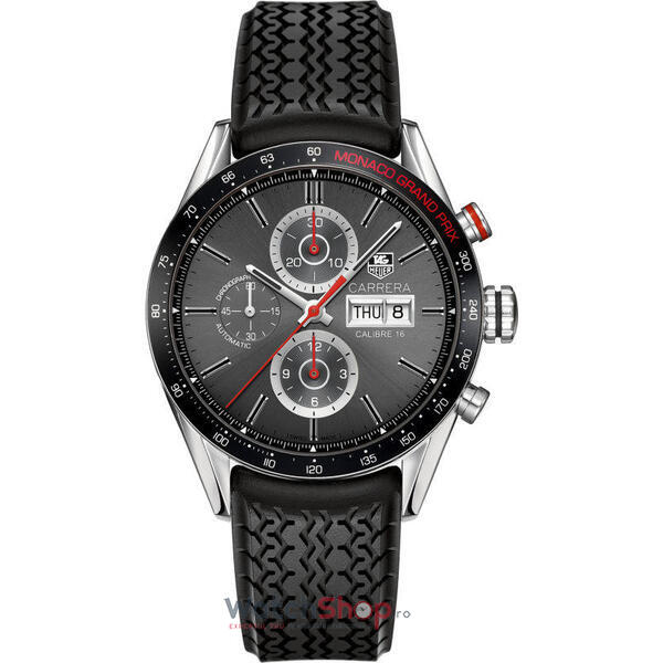 Ceas TAG Heuer CARRERA CV2A1M.FT6033 MONACO GRAND PRIX