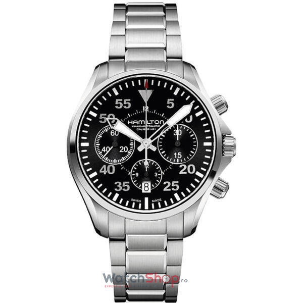 Ceas Hamilton KHAKI AVIATION H64666135 PILOT AUTOMATIC