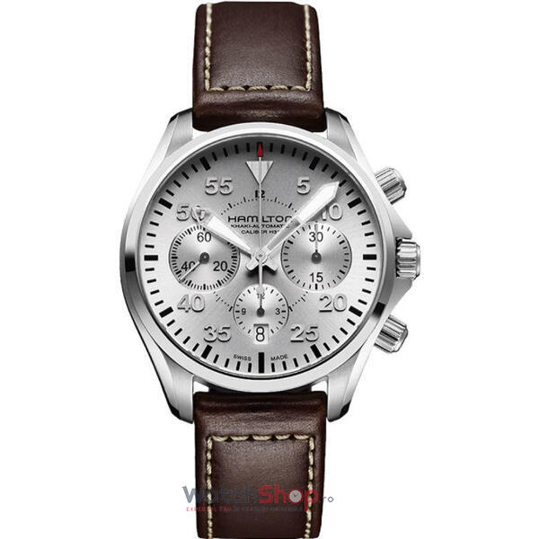 Ceas Hamilton KHAKI AVIATION H64666555 PILOT AUTOMATIC