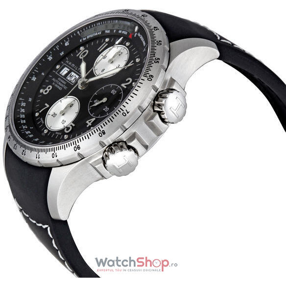 Ceas Hamilton KHAKI AVIATION H77616333 X-WIND