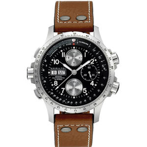 Ceas Hamilton KHAKI AVIATION H77616533 X-WIND