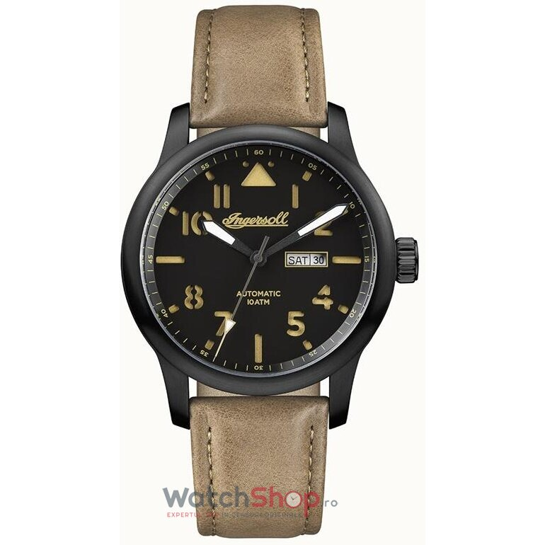 Ceas Ingersoll THE HATTON I01302 Automatic