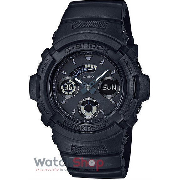 Ceas Casio G-SHOCK AW-591BB-1A