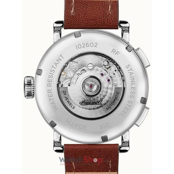 Ceas Ingersoll THE BLOCH I02602 Automatic
