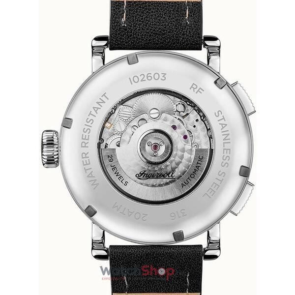 Ceas Ingersoll THE BLOCH I02603 Automatic