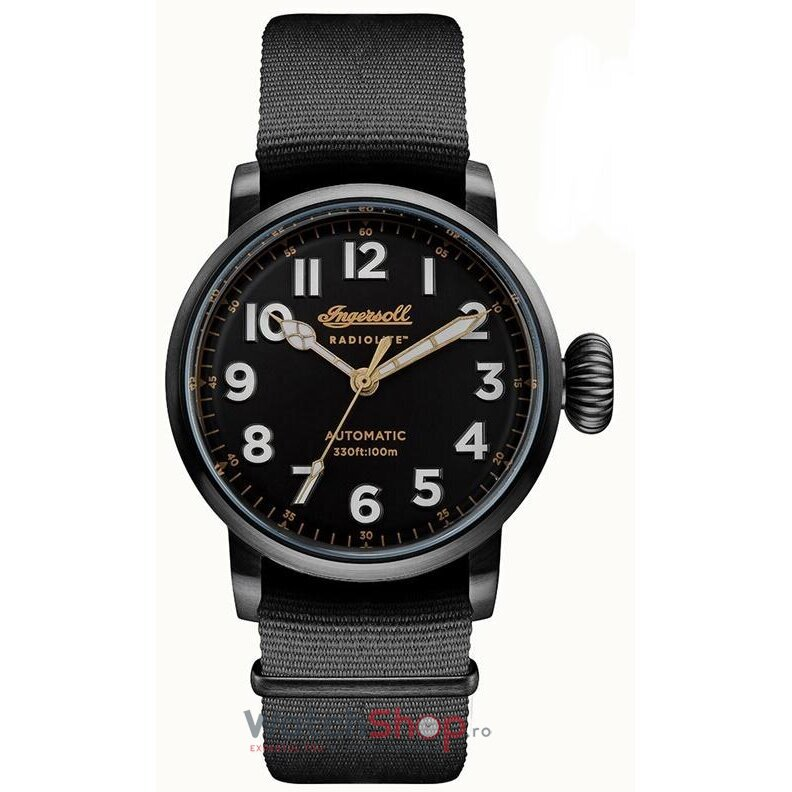 Ceas Ingersoll THE LINDEN I04806 Radiolite Automatic