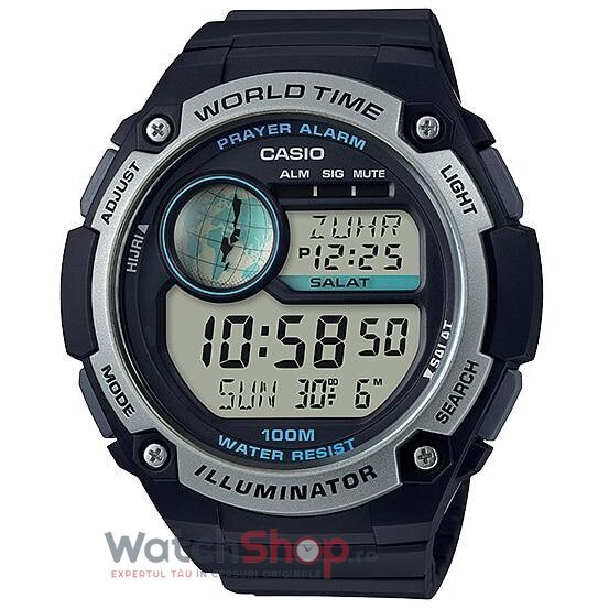 Ceas Casio SPORT CPA-100-1A Prayer Alarm