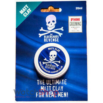 Bluebeards Revenge CEARA DE PAR Matt Clay 20 ml