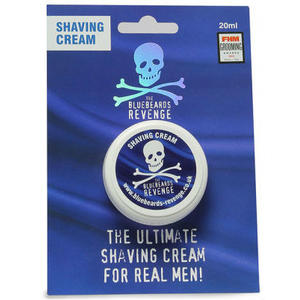 Bluebeards Revenge CREMA DE BARBIERIT Shaving cream 20 ml