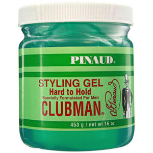 CLUBMAN GEL DE PAR  Hard to Hold
