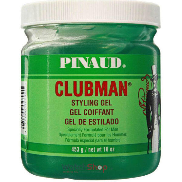CLUBMAN GEL DE PAR  Medium Hold 453 gr