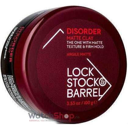 Lock Stock & Barrel CEARA DE PAR Disorder Matte 100 gr