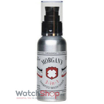 Morgan's SAMPON GEL SI LOTIUNE 100 ml