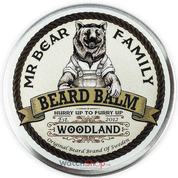 Mr Bear Family BALSAM DE BARBA Woodland 60 ml