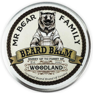 Mr Bear Family BALSAM PENTRU BARBA Woodland 60 ml