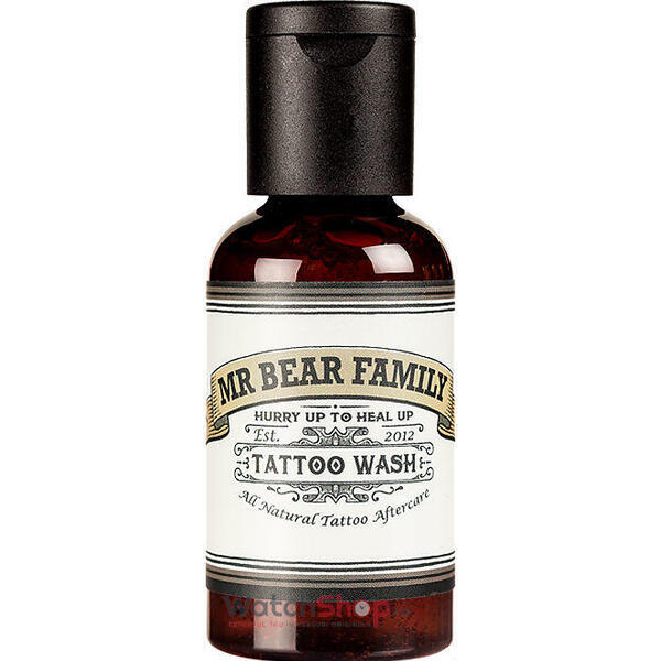 Mr Bear Family SAMPON PENTRU TATUAJ 50 ml