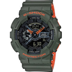 Ceas Casio G-SHOCK GA-110LN-3AER Antimagnetic Hyper Colours