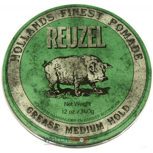 REUZEL POMADA Green Grease Medium 340 Gr
