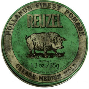 REUZEL POMADA Green Grease Medium 35 Gr